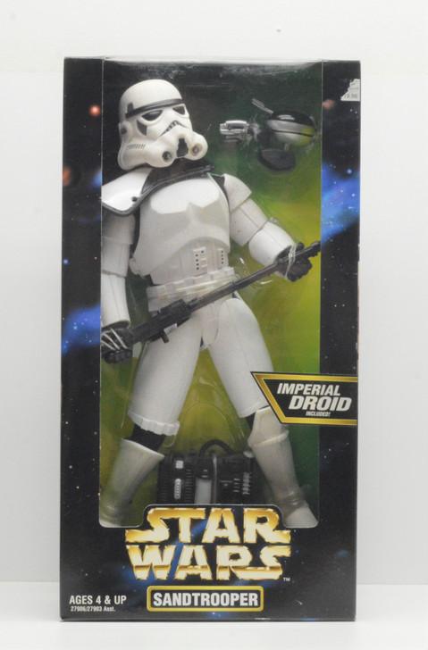 Kenner Star Wars Action Collection Sandtrooper 12in Figure
