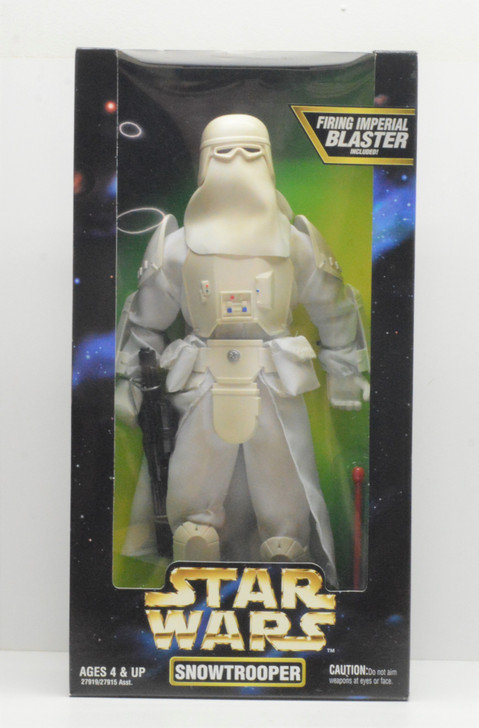 Kenner Star Wars Action Collection Snowtrooper 12in Figure