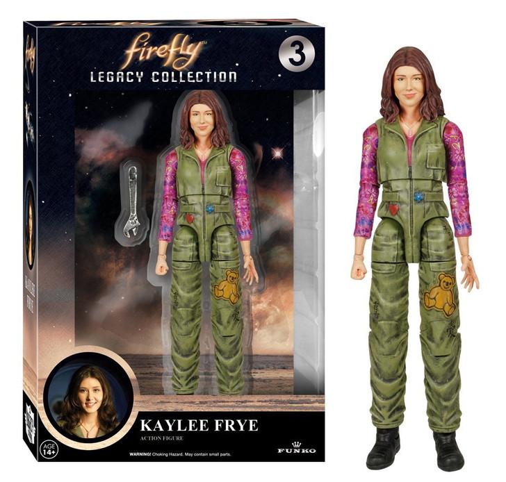 Firefly Legacy Kaylee Frye Action Figure