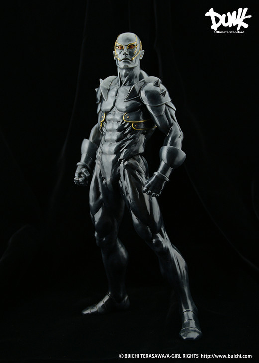 DUNK Cobra Black Sword Zero Statue