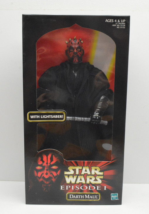Hasbro Star Wars Action Collection Darth Maul 12in Action Figure