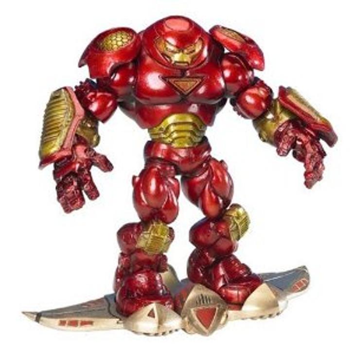 ToyBiz Marvel Legends Hulk Buster Iron Man Action Figure