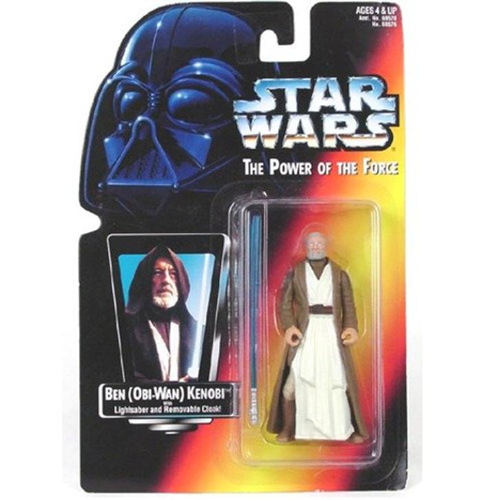 Kenner Star Wars POTF Obi -Wan Kenobi Action Figure