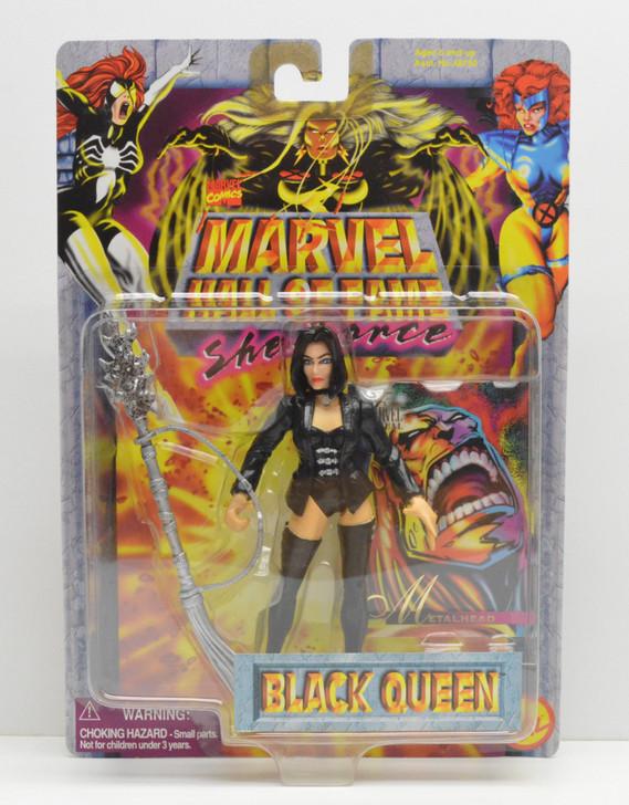 ToyBiz She Force Black Queen Action Figure