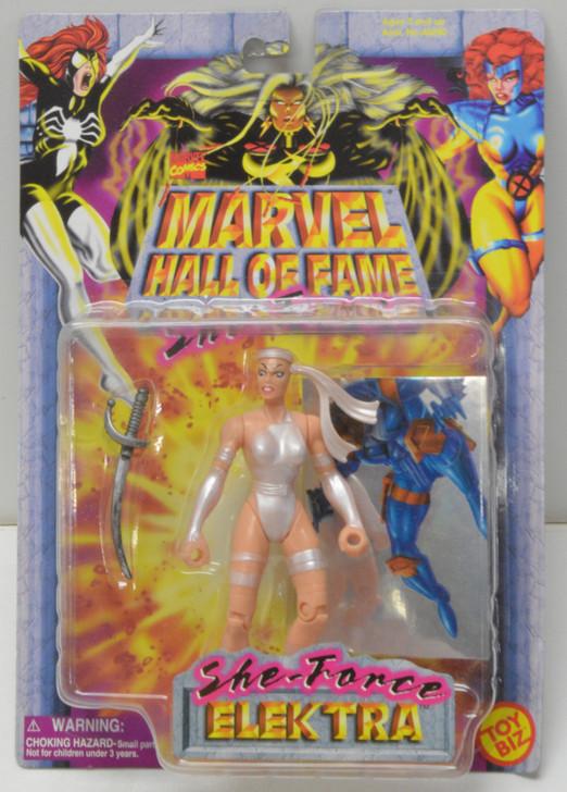 ToyBiz She Force Elektra Action Figure