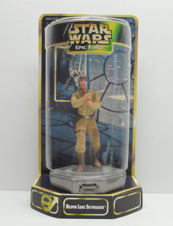 Kenner Star Wars Epic Force Bespin Luke Skywalker