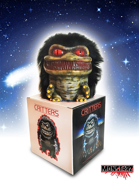 Monstarz Critters Space Crite Collectors Vinyl Figure