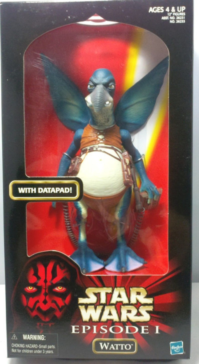 Hasbro Star Wars Action Collection Watto  Action Figure