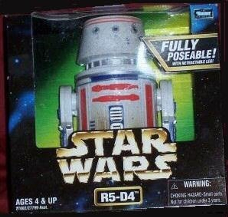 Kenner Star Wars R5-D4 Action Collection Action Figure