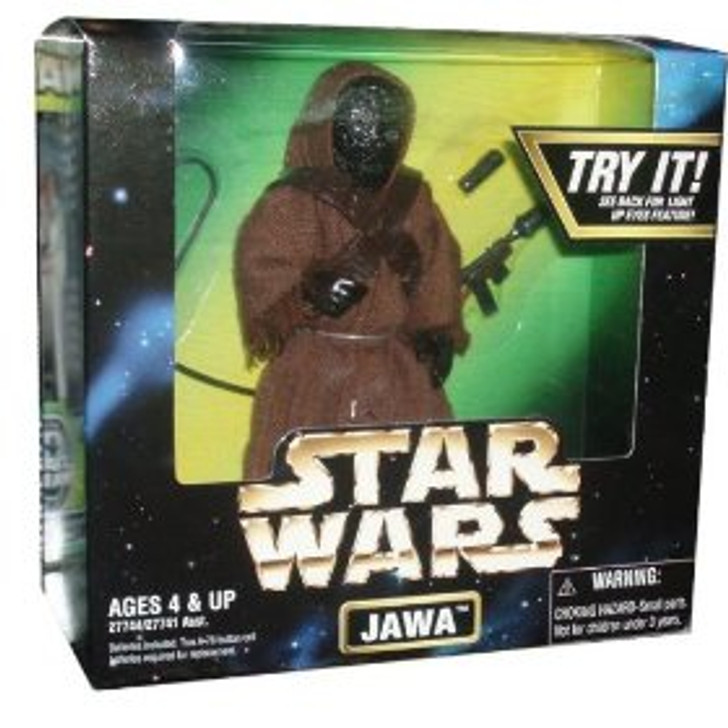 Kenner Star Wars Action Collection Jawa  Action Figure