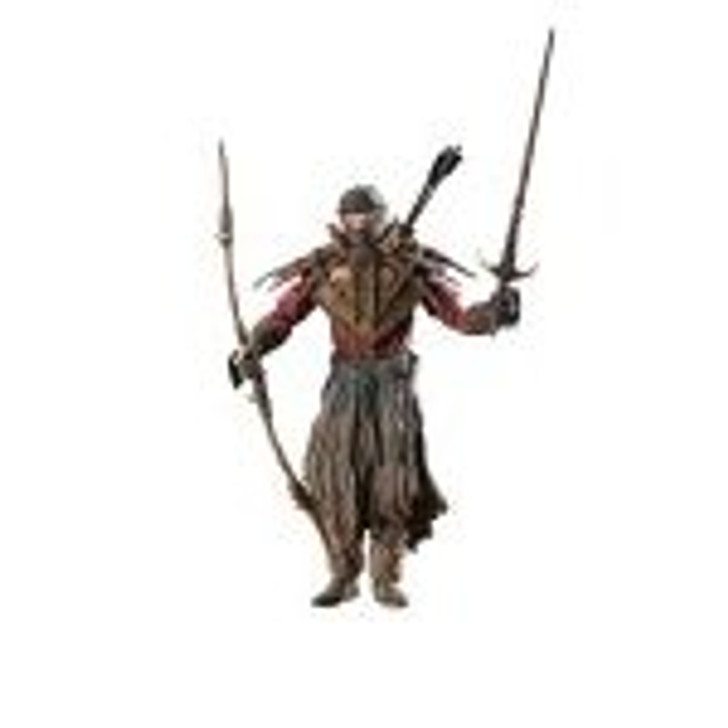 ToyBiz Lord of the Rings Haradrim Archer Action Figure