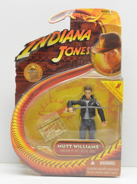 Hasbro Indiana Jones Mutt Williams Action Figure