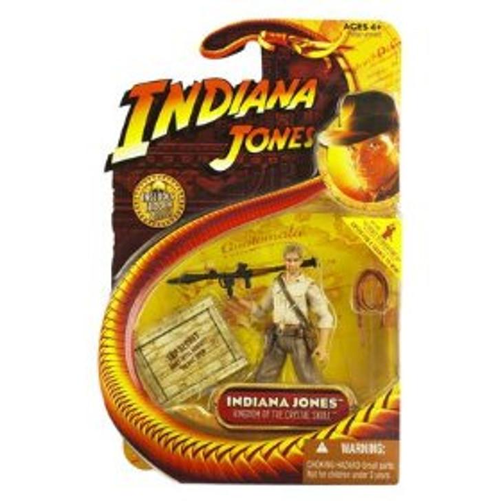 Hasbro Indiana Jones with Bazooka Action Figure