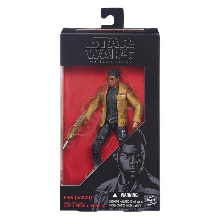 Hasbro Star Wars The Black Series 6 Inch Finn (Jakku) #01