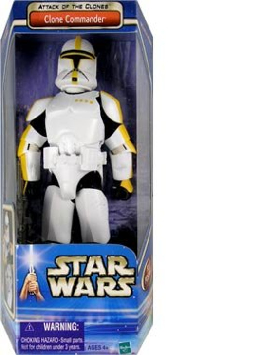 Star Wars Action Collection Clone Trooper YELLOW 12in Action Figure