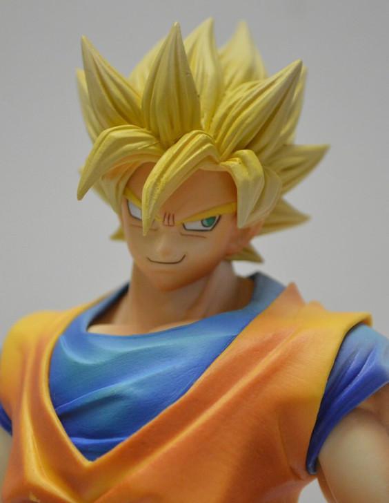 Dragon Ball Z MASTER STARS PIECE SON GOKU FIGURE