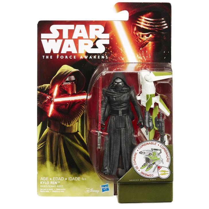 Hasbro Star Wars Force Awakens Forest Mission Kylo Ren Action Figure