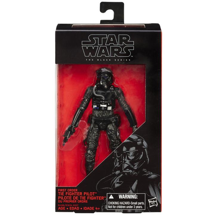 Star Wars The Black Series 6-Inch First Order TIE FIGHTER PILOT #11