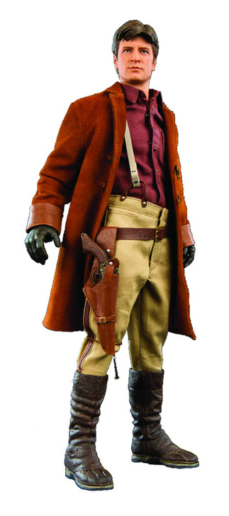 FIREFLY MALCOLM REYNOLDS 1/6 SCALE ACTION FIGURE