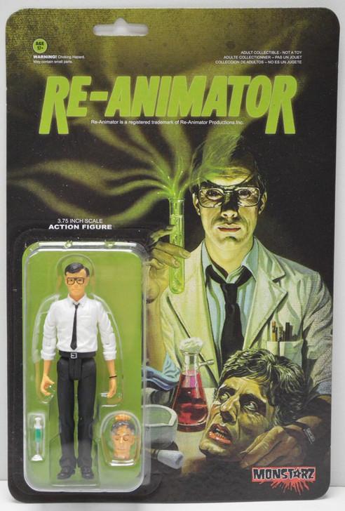 """Monstarz Re-Animator 3.75"""" Scale Retro Action Figure"""