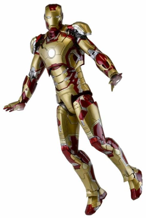 NECA Iron Man 3 - ¼ Scale Figure - Iron Man (Mark 42)
