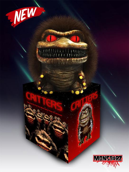 Monstarz Critters Space Crite Version 2 Collectors Vinyl Figure