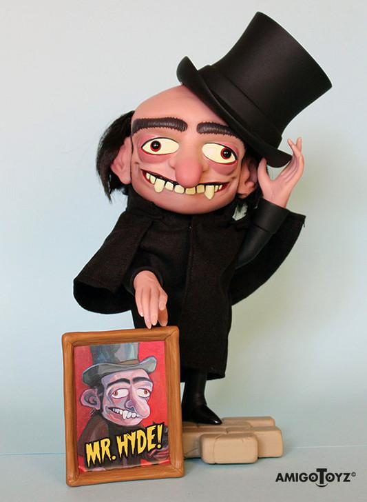 Amigo Toyz Mr. Hyde Monster Home Vinyl Figure