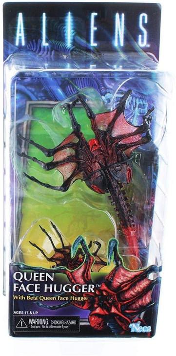 """NECA Aliens 7"""" Scale Series 10 Queen Face Hugger Alien Action Figure"""