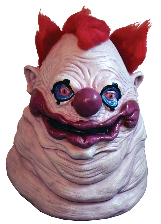 TRICK OR TREAT STUDIOS STUDIOS Killer Klowns from Outer Space Fatso Collectors Mask