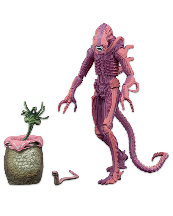"NECA Aliens 7"" Scale Warrior (Arcade Appearance) Action Figure"