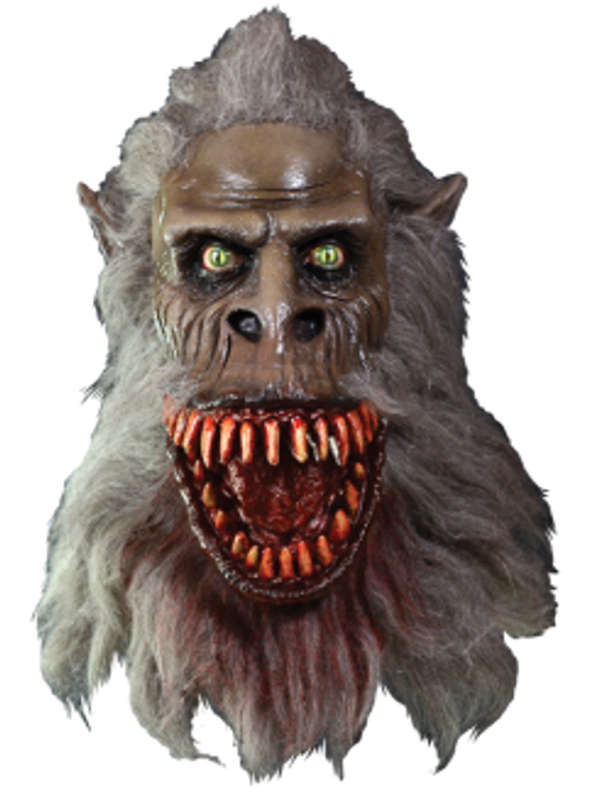 TRICK OR TREAT STUDIOS CREEPSHOW - FLUFFY THE CRATE BEAST HALLOWEEN MASK