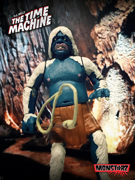 "Monstarz The Morlock Midnight Attack 3.75"" Scale Retro Action Figure"
