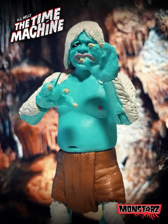 "Monstarz The Morlock Cave Battle 3.75"" Scale Retro Action Figure"