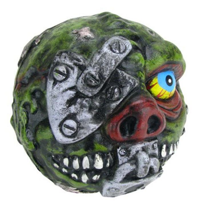Kidrobot Madballs Series 2 Lock Lips 4-Inch Foam Figure