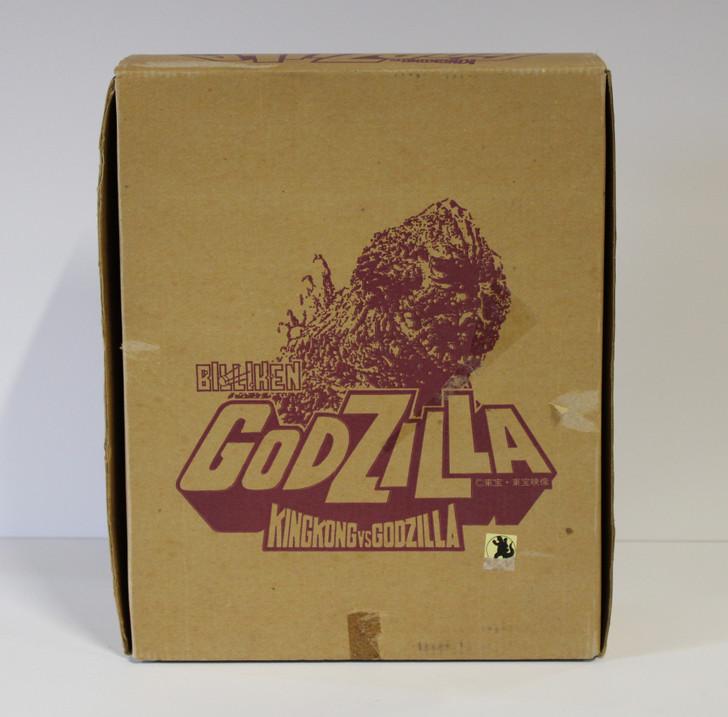 Billiken King Kong vs Godzilla GODZILLA Vinyl Model Kit