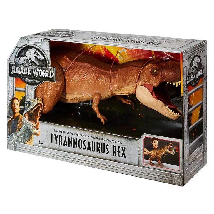 Mattel Jurassic World Colossal T-Rex Action Figure