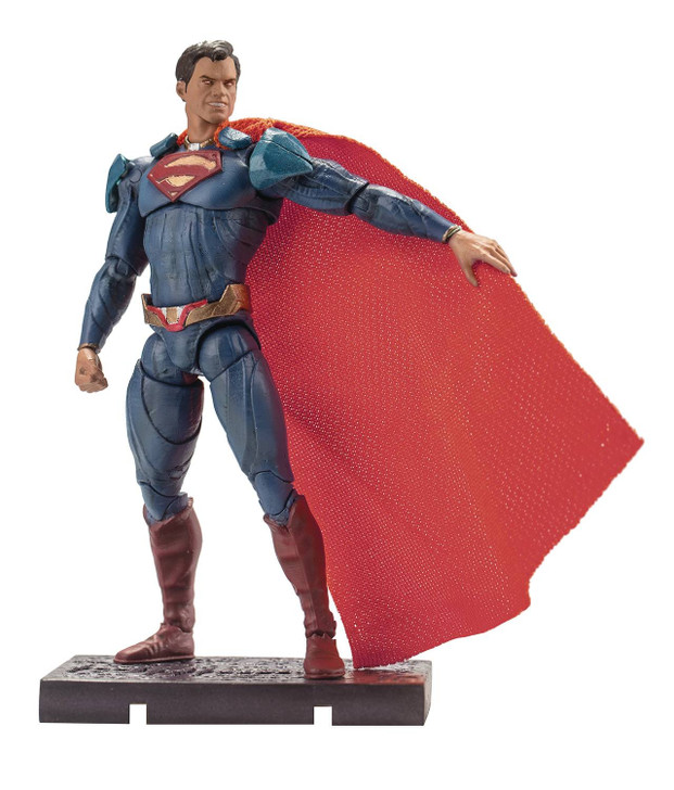 Hiya DC Injustice 2 Superman 1/18th scale action figure