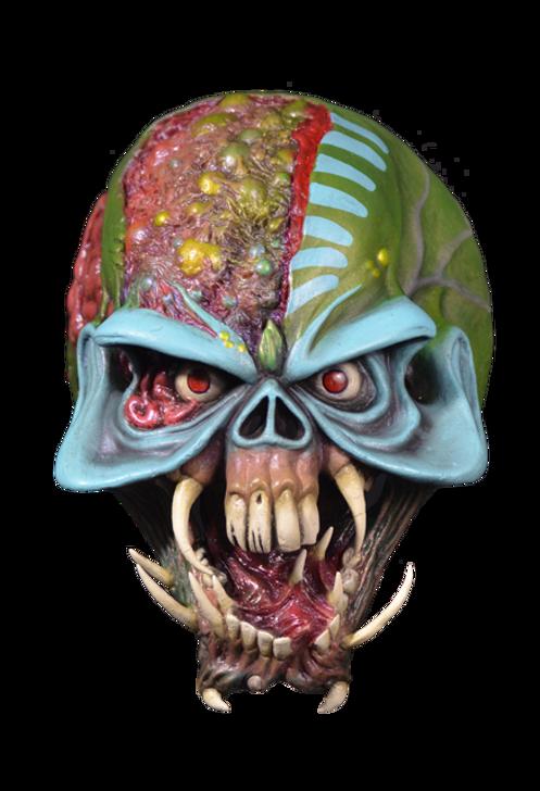 TRICK OR TREAT STUDIOS Final Frontier Eddie Mask