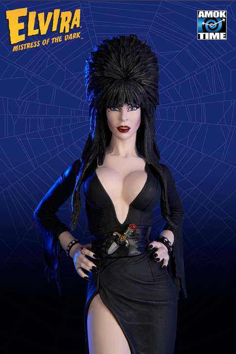 Monstarz Elvira Deluxe Action Figure