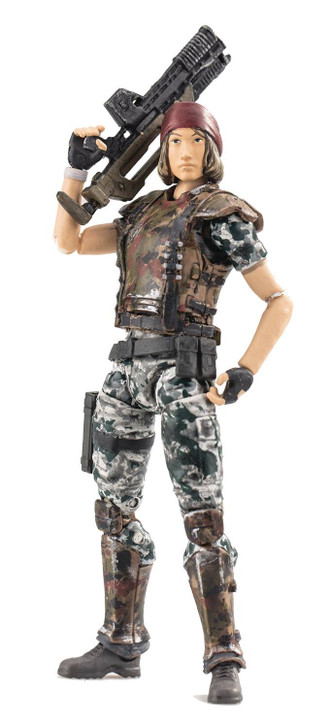 HIYA ALIENS COLONIAL MARINE REDDING PX 1/18 SCALE ACTION FIGURE