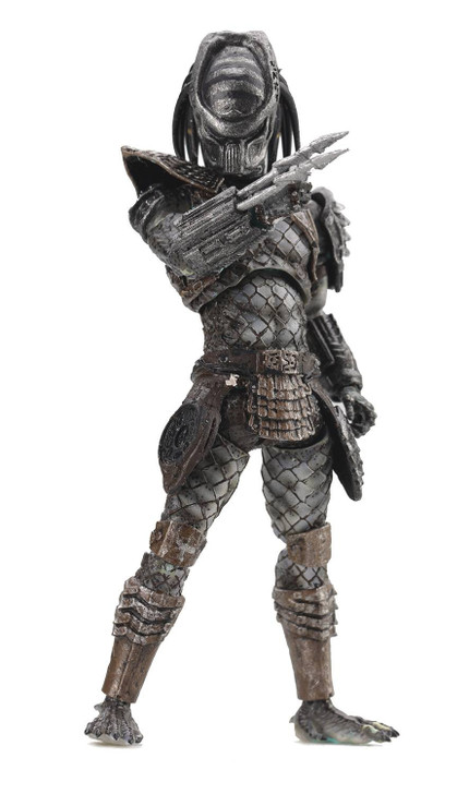 HIYA PREDATOR 2 WARRIOR PREDATOR 1/18 SCALE ACTION FIGURE