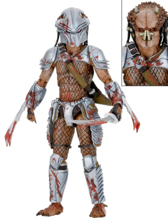 NECA Predator Series 18: Hornhead Predator Action Figure