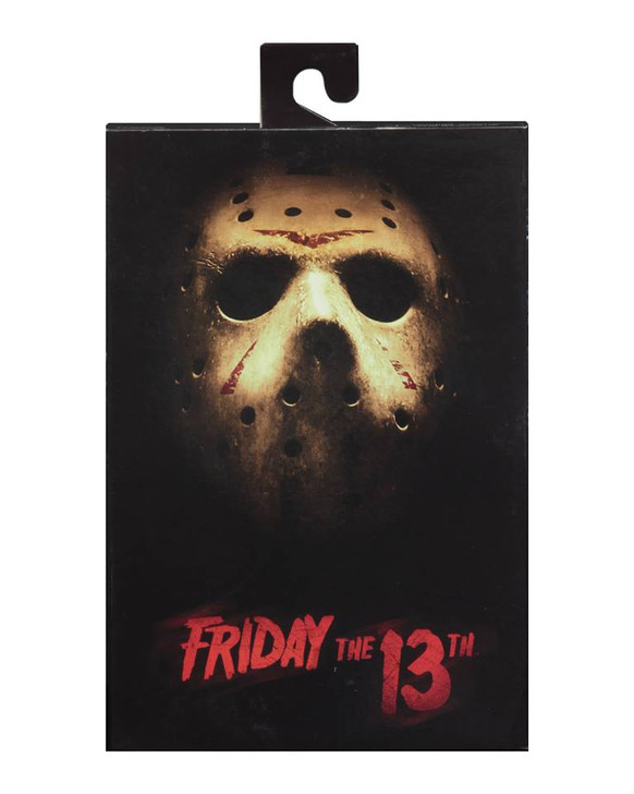 """NECA Friday the 13th - 7"""" Scale Action Figure - Ultimate Jason (2009)"""