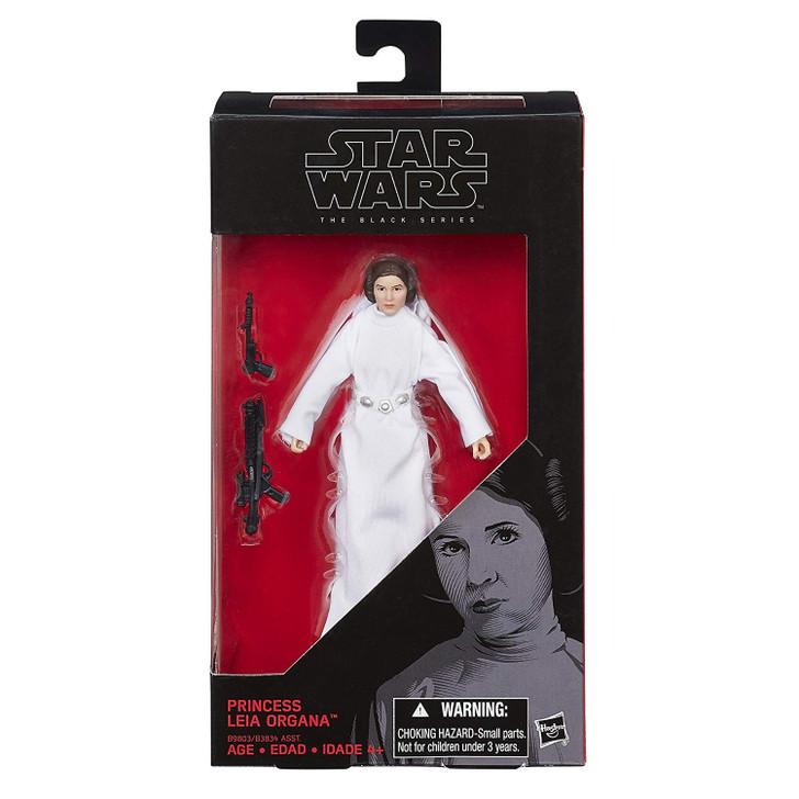 Hasbro Star Wars The Black Series 6 inch Princess Leia #30