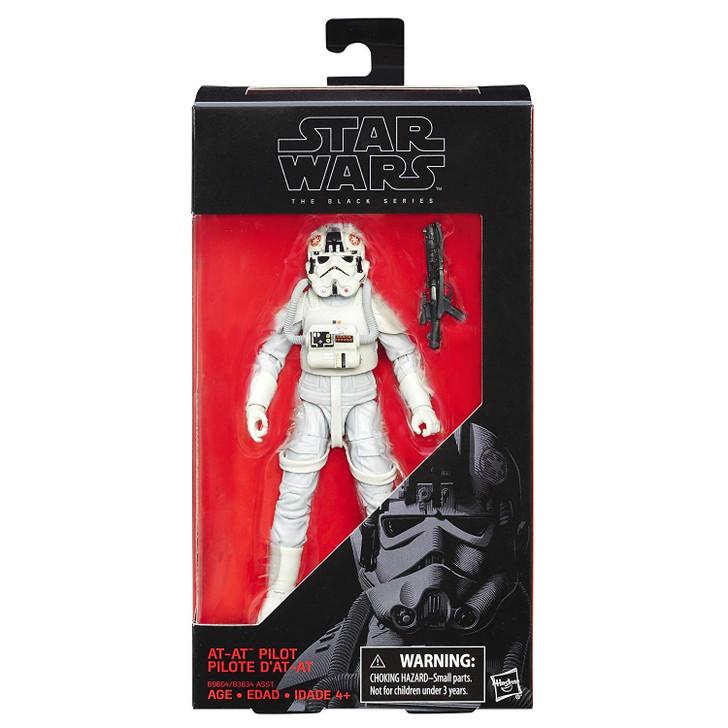 Hasbro Star Wars The Black Series 6 inch AT-AT Driver #31