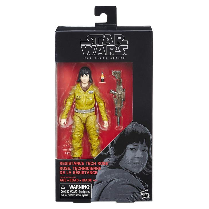 Hasbro Star Wars The Black Series 6 inch Rose #55