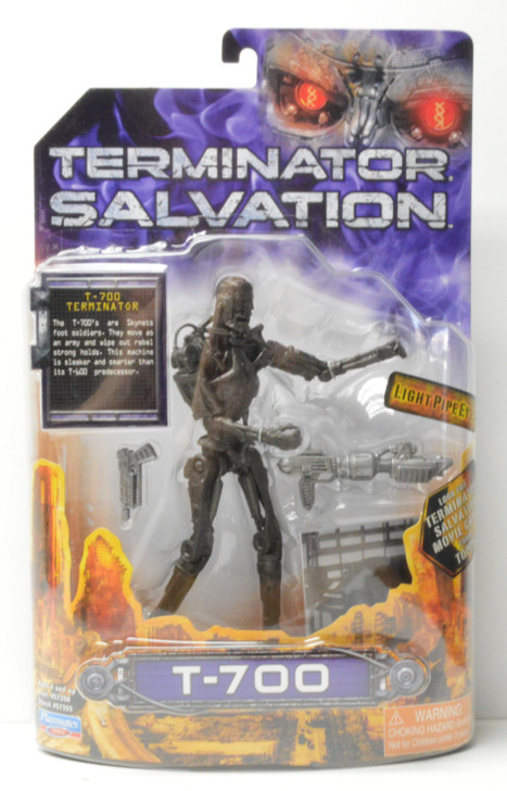 Playmates Terminator Salvation T-700 Action Figure 6inch