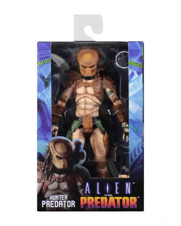 NECA Alien vs Predator (Arcade Appearance) – 7″ Scale Action Figure – Hunter Predator