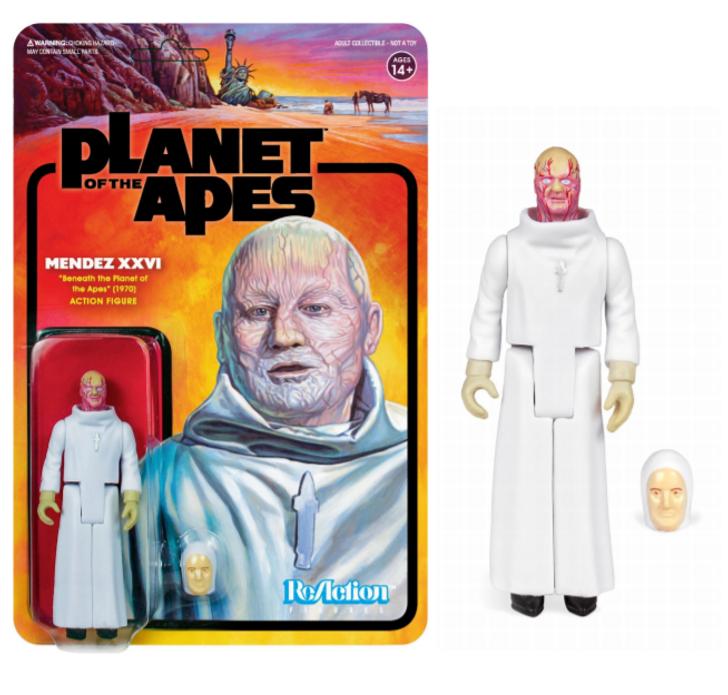 Super7 Planet of the Apes ReAction Figure Mendez XXVI