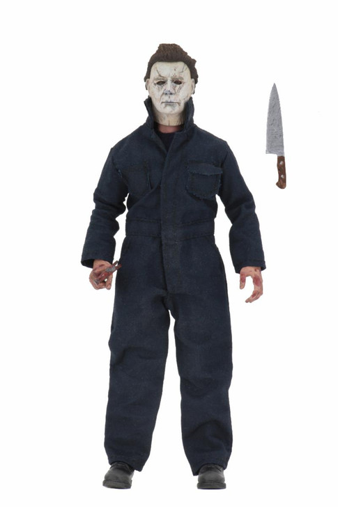 """NECA Halloween (2018) - 8"""" Clothed Action Figure - Michael Myers"""